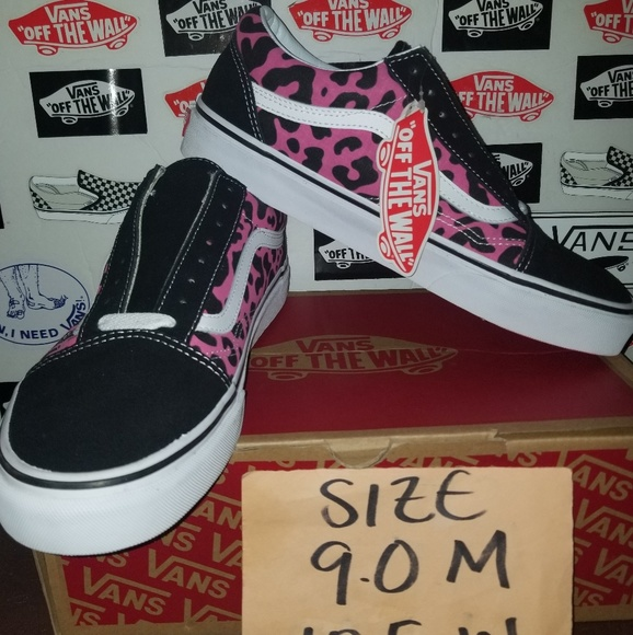 VANS OLD SKOOL Men and Women Shoes Original Authentic